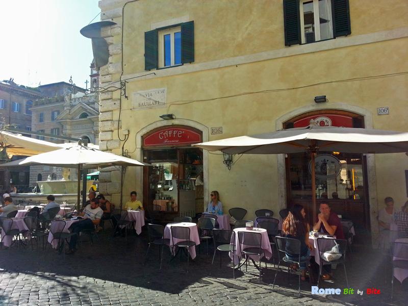 caffe Farnese Rome