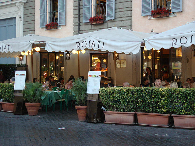 caffe Rosati Rome