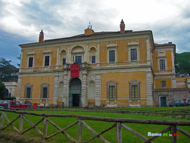Villa Giulia Etruscan Museum