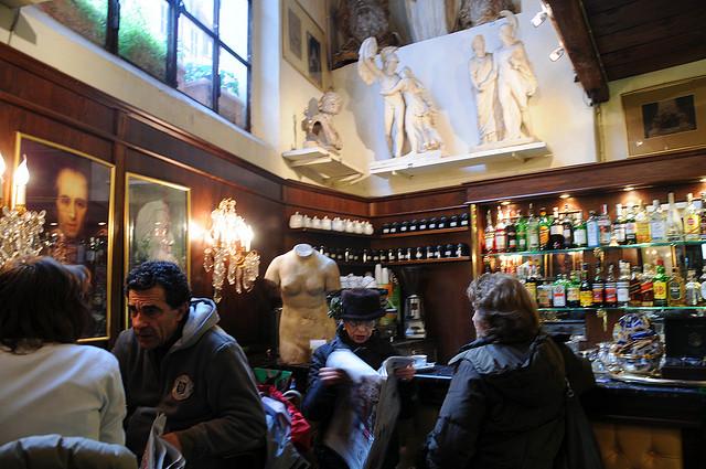 Bar-restaurant-museum Canova