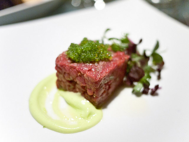 Glass Hostaria, Trastevere - Tartare