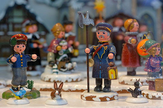Christmas market of Bolzano
