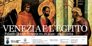 Venice and Egypt exhibition