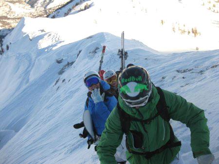Bardonecchia snowboard