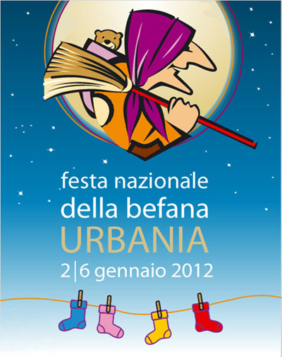 National fest of the befana in Urbania
