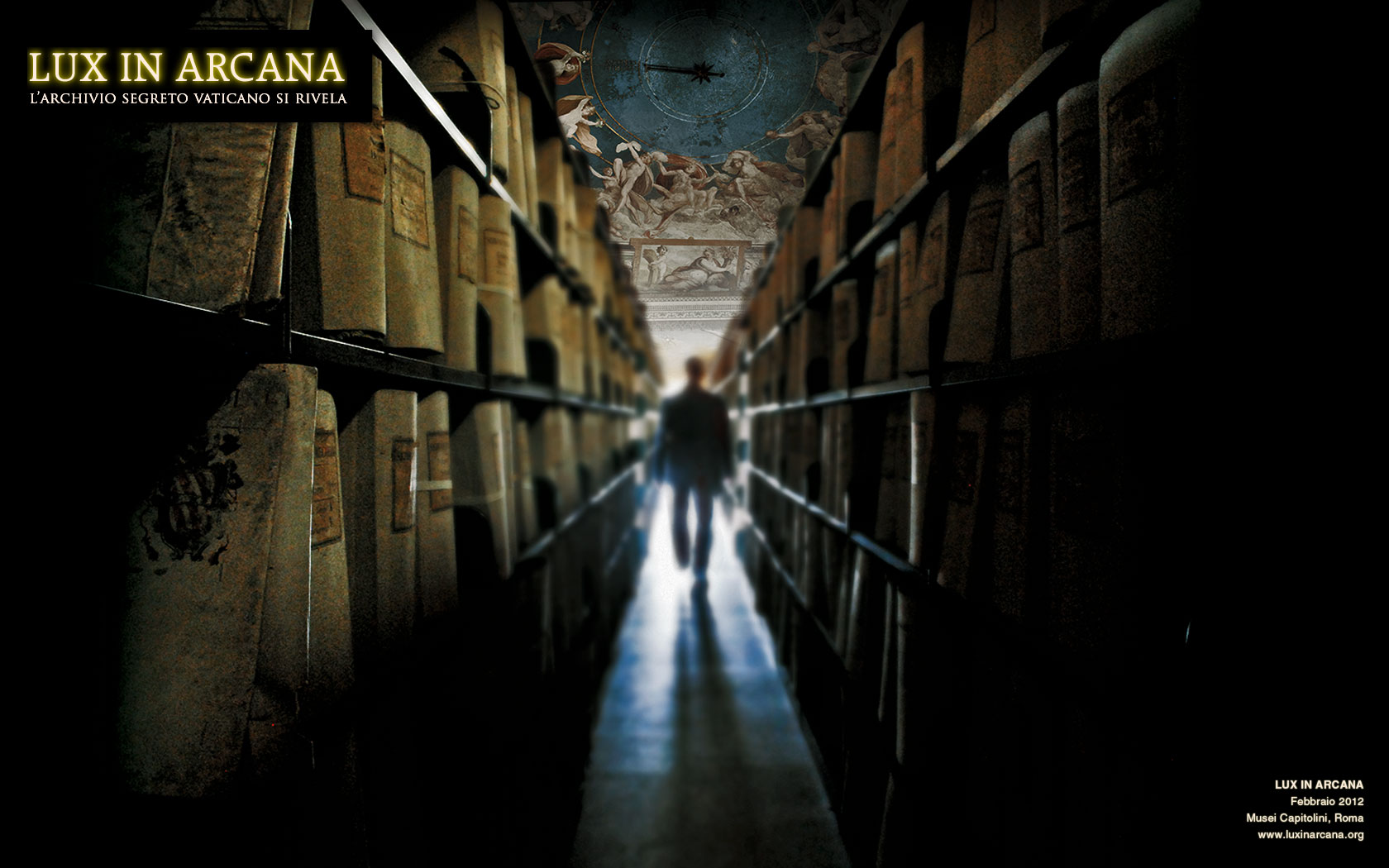 Lux In Arcana: the Vatican Secret Archives revealed