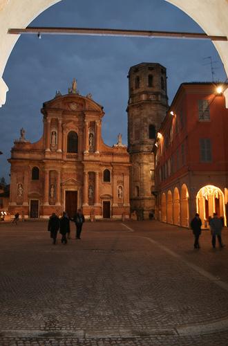 Basilique San Prospero