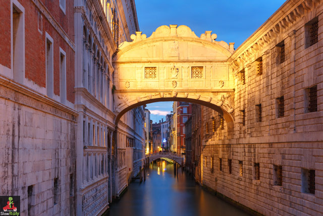 Bridge of Sighs. Photo © KavalenkavaVolha/Istockphoto