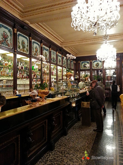 Caffe Baratti Milano Torino