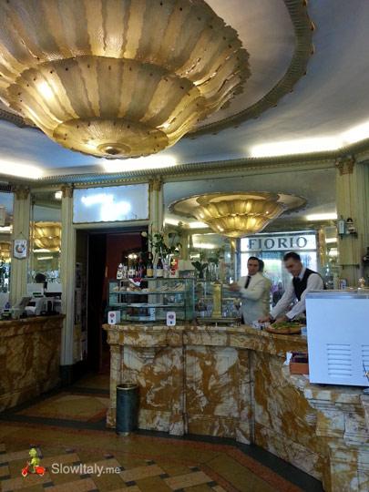Caffe Fiorio Turin