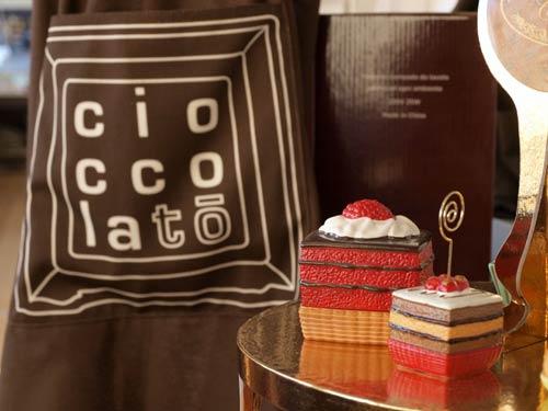 Cioccolato Turin's chocolate festival