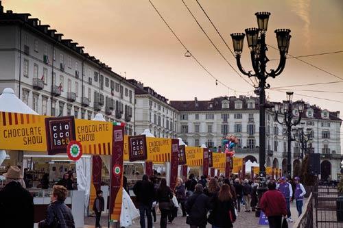 Cioccolato, Turin's chocolate festival