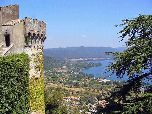 Castello Orsini, Bracciano.