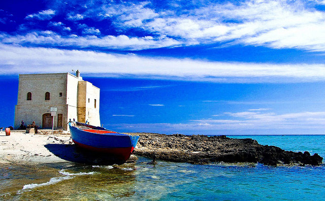 Marina di Ostuni. Photo by Simone Zucchelli.