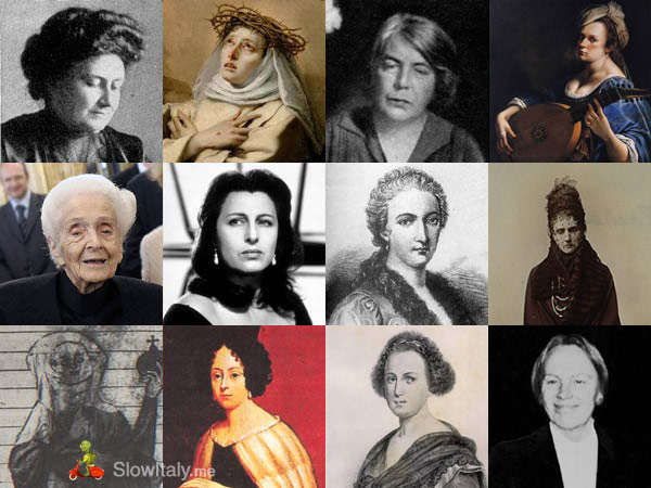 Women who made Italy