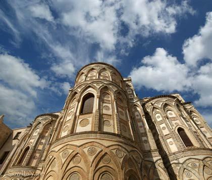 Duomo Monreale, Sicily