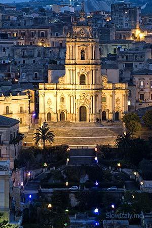 San Giorgio Cathedral, Modica Alta.