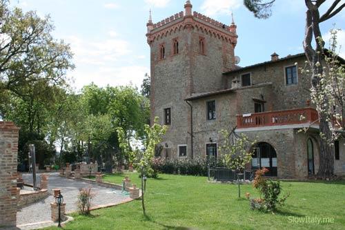 Relais Castellucio Palusse, Città della Pieve.