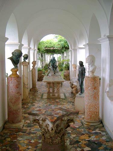 Villa San Michele, Anacapri