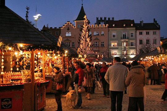 Bressanone Christmas market
