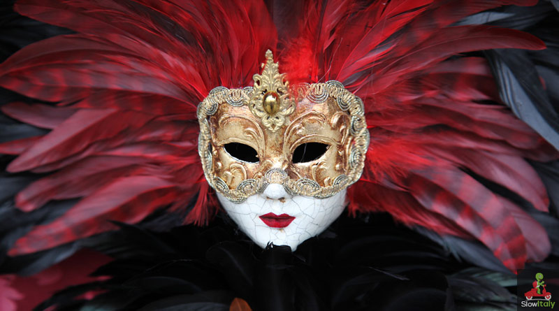 Carnival of Venice: history and meaning of the different types of Venetian masks