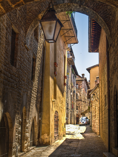 5 charming little towns in ancient Umbria