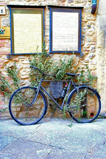 Volterra. Photo by Patricia Michelle Shoffner.
