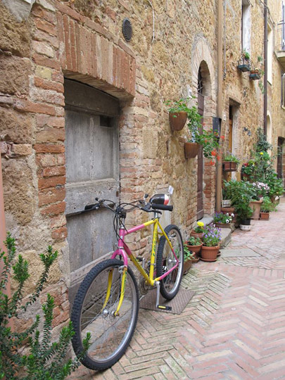 Pienza. Photo by Marta Smith Higgs.