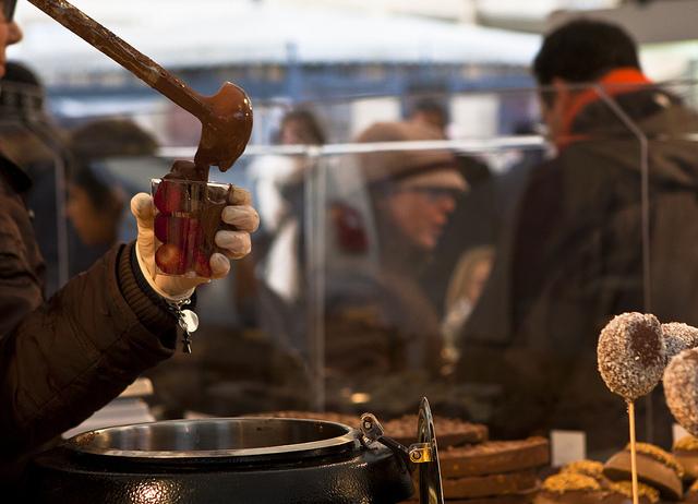 chocolate-fondue-florence-festival