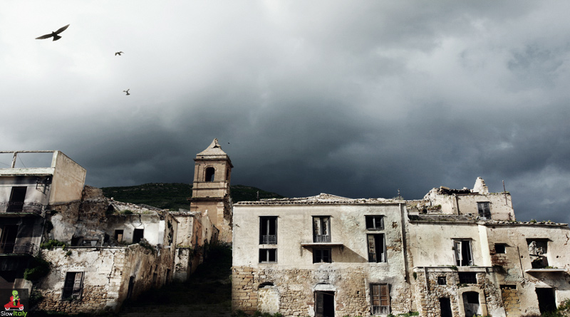 15 Ghost Towns in Italy