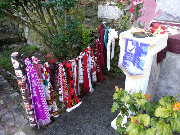 Tribute paid to the Grande Torino by Italian and foreign teams.