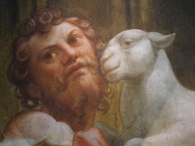 Parma Duomo detail