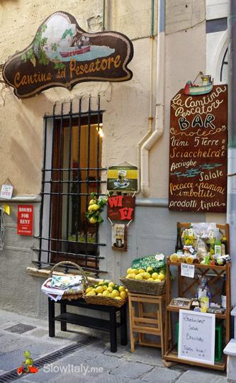 Corniglia, Cinque Terre (Liguria)