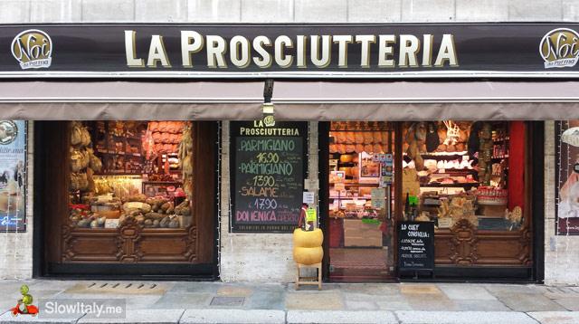 Prosciutteria, Parma (Emilia-Romagna)