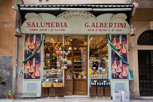 Salumeria, Verona