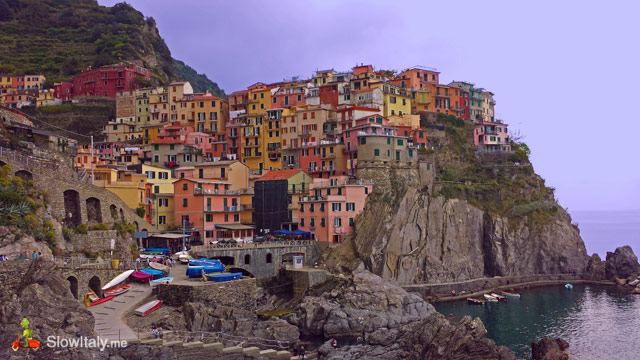 Manarola. Photo Slow Italy