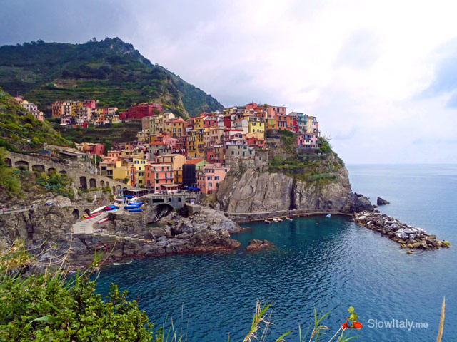 Manarola. Photo © Slow Italy