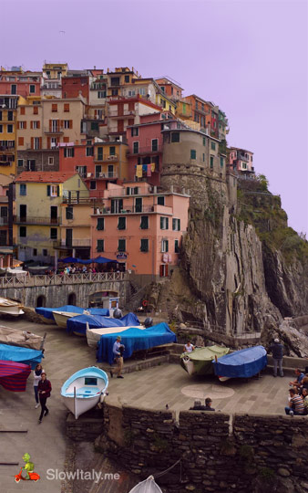 Manarola. Photo Slow Italy.