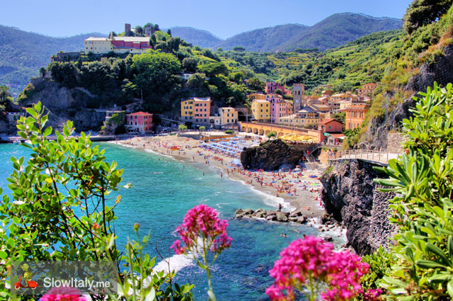Monterosso. Photo Slow Italy.