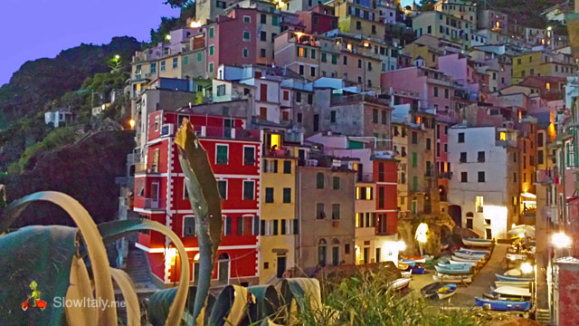 Riomaggiore. Photo © Slow Italy.
