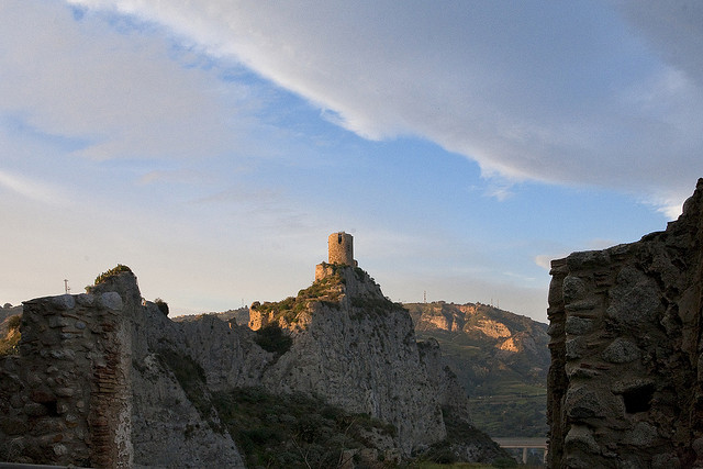 Castle of Roccella Ionica