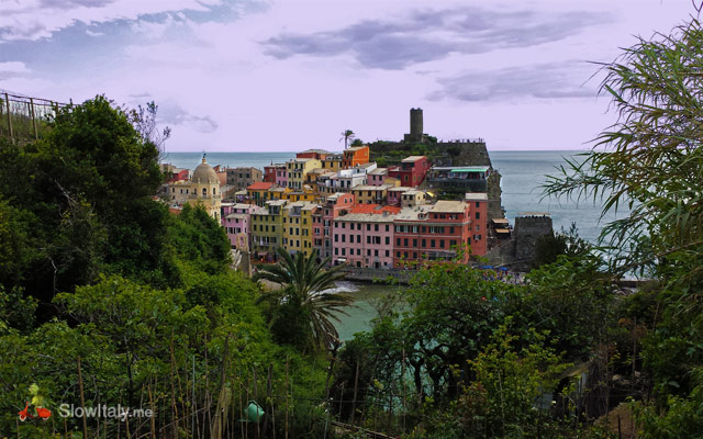 Vernazza. Photo Slow Italy