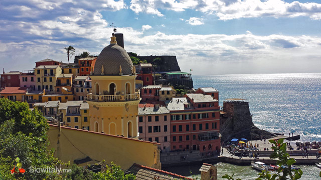 Vernazza. Photo Slow Italy.