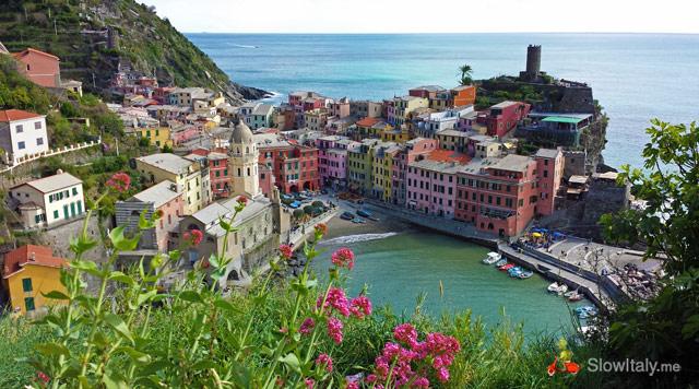Vernazza. Photo © Slow Italy