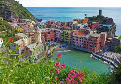 Cinque Terre: a photo and foodie tour of five of the most picturesque villages of Italy
