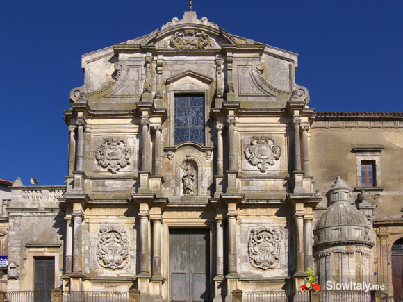 Church San Francesco d'Assisi, Caltagirone.