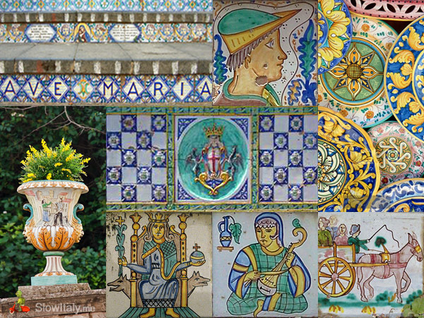 caltagirone-collage