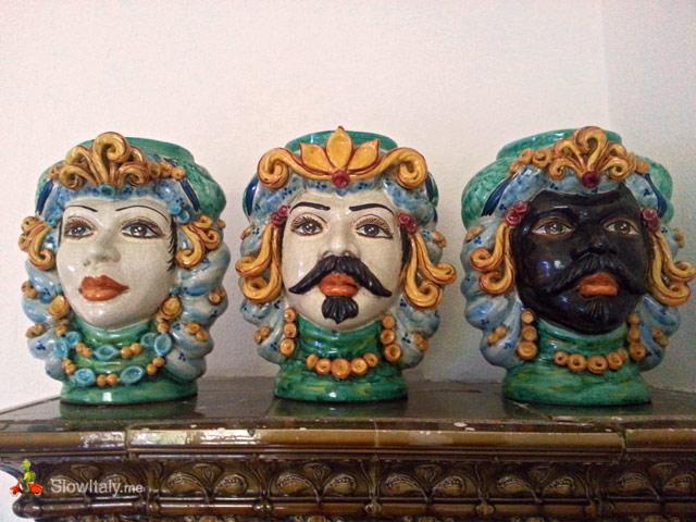 caltagirone-heads