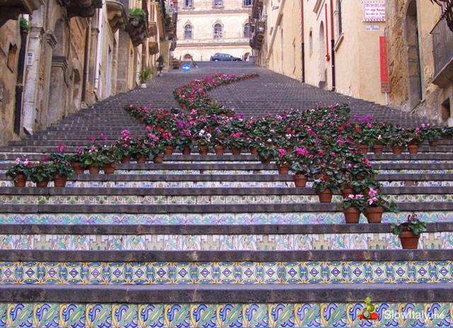 Caltagirone The Colorful Capital Of Ceramics