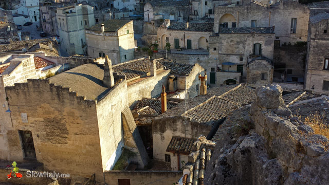 Rooftops of Sassi Caveoso.